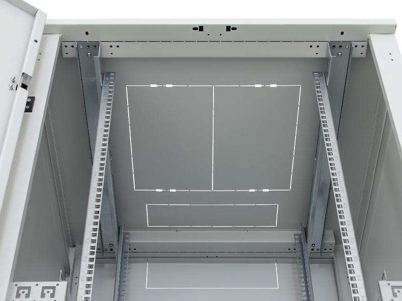 Rozvaděč RMA, otvor pro ventilační jednotku