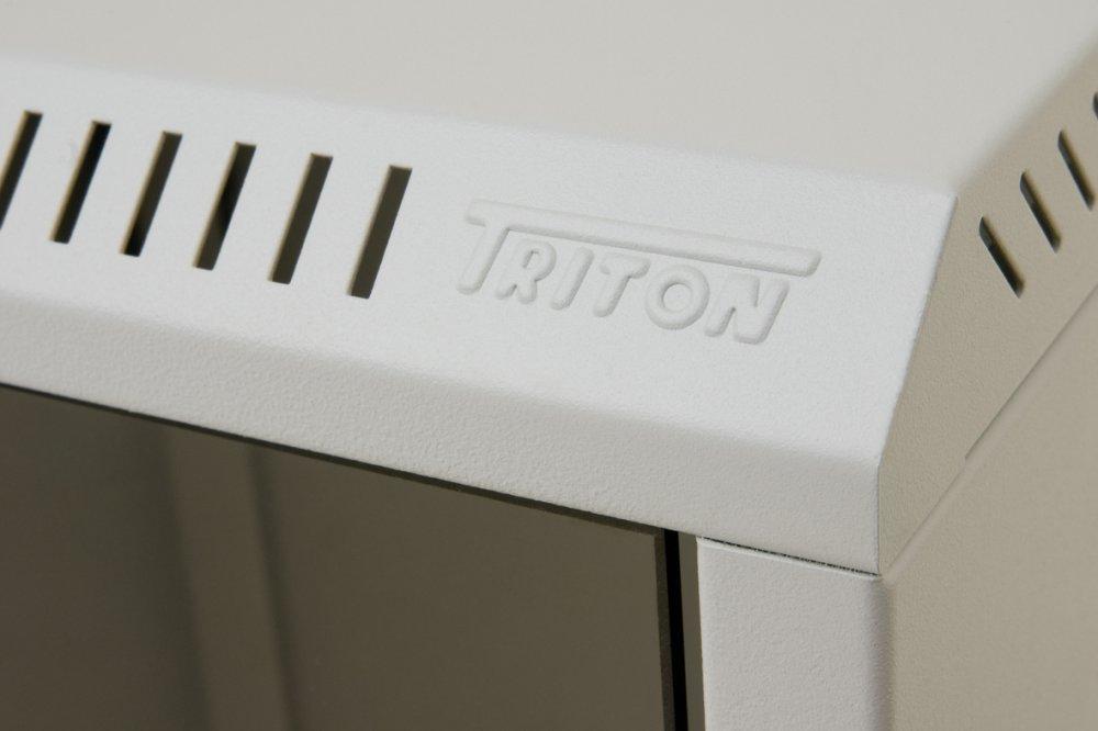 Nástěnný rozvaděč Triton RUA, vysoká pevnost kontrukce